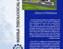 MANILA THEOLOGICAL COLLEGE BROCHURE