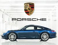 Porsche 911 Media site