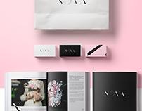 NOVA Event & Design Branding