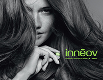 Innéov • L'Oréal & Nestlé • Lanzamiento