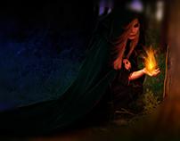 Light of magic