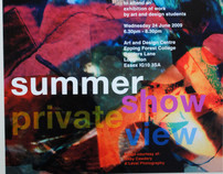 Advertising Leaflet & Print Work