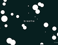 one 2 sec animation a day - breathe