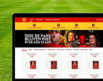 Red Devils E-shop showcase