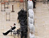 In Jerusalem: men and women in the Western Wall