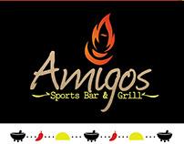 Amigos Sport Bar Menú