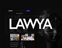 LAWYA | Branding and website for lawyers