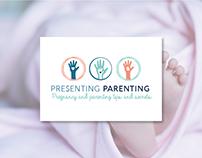 Presenting Parenting - Logo Design