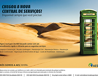 AES Sul Endomarketing - Central de Serviços
