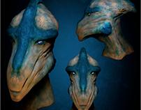 Alienígena en ZBrush