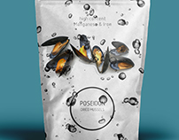 Poseidon superfoods (dried mussels)