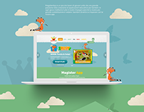 MagisterApp Website