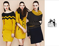SCEE BY TWIN - SET Fall Winter 12/13