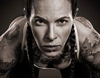 Priscilla Ribeiro portraits