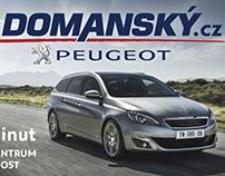 Peugeot Domansky