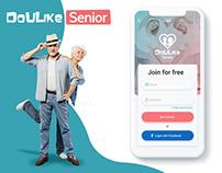 DouLike Senior | iOS app design
