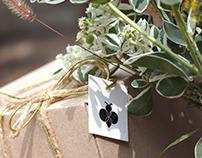 Honey natural / Packaging design