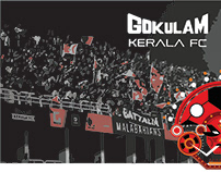 Gokulam Kerala FC - Visual Identity & Branding Redesign