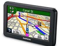 Garmin GPS Campaign
