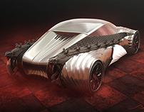 Mephisto Concept car