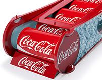 Dispensador Coca-Cola
