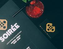 Soirée Restaurant Branding