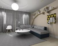 Apartment in Kiev 5