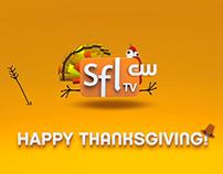 SFL-TV Holiday IDs