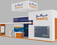 MARAFIQ BOOTH DESIGN