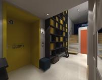 Apartment in Kiev 6v2