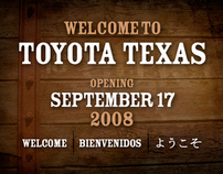 Toyota Texas Visitor Center