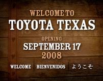 Toyota Texas Visitor Center