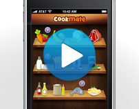 Cookmate Screencast