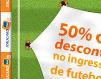 Itaucard - Campanha Futebol - Peça Xpace