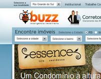 Buzz Imobiliária  Website
