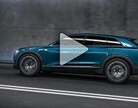 Audi e-tron quattro concept - Full CGI Animation