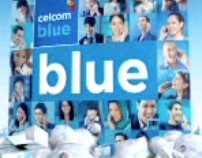 Celcom Blue - Happy Waves