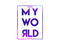 Diseño de Logo - My World