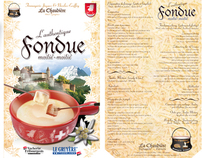 Le Gruyère AOC - Packaging