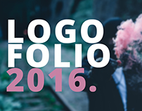 LogoFolio 2016.