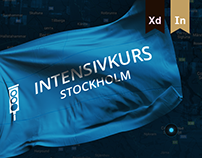 «Intensivkurs Stockholm». Web Application