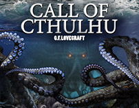 Call Cthulhu Howard Phillips Lovecraft
