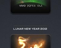 VIVO Logos Timeline