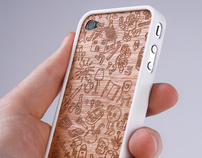 iVeneer iPhone covers