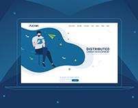 Arcnet Branding andUX/UIDesign