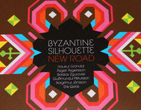 CD Cover - Byzantine Silhouette