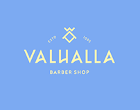 Valhalla Barber Shop