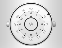 VAtch - watch concept