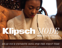 Klipsch Mode™ M40 Headphone Ads
