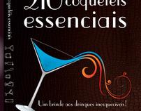 Capa de Livro: 210 coquetéis essenciais